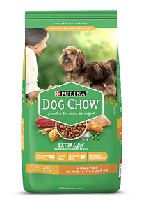 Dog Chow - Adulto - Raza Pequeña
