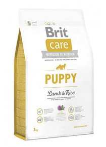 Brit Care - Puppy - Lamb and Rice