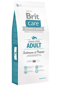 Brit Care - Adult - Small and Medium Breed - Salmón