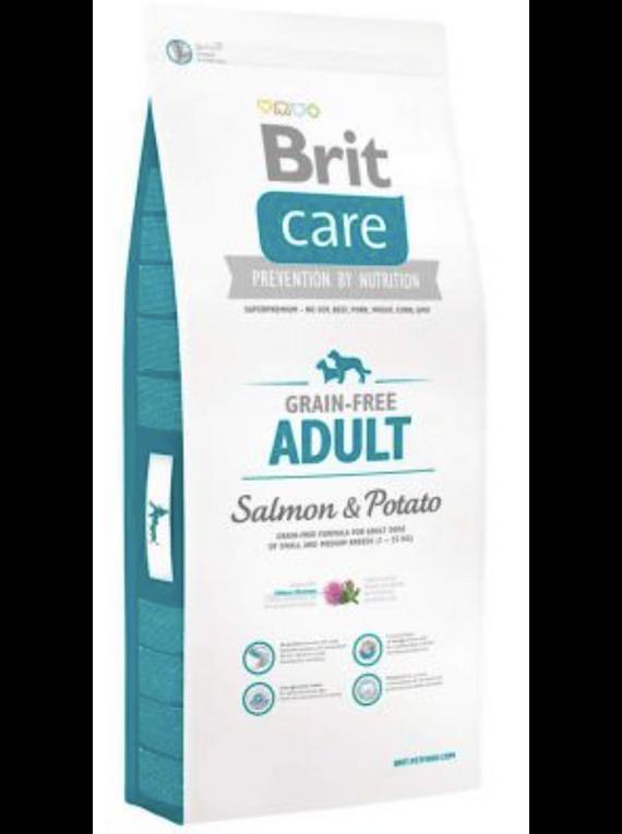 Brit Care - Adult - Small and Medium Breed - Salmón