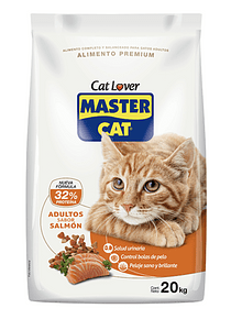 Master Cat - Adulto - Salmón - 20kg