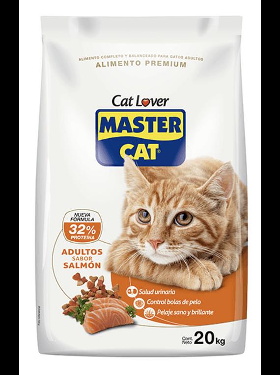 Master Cat - Adulto - Salmón - 20kg