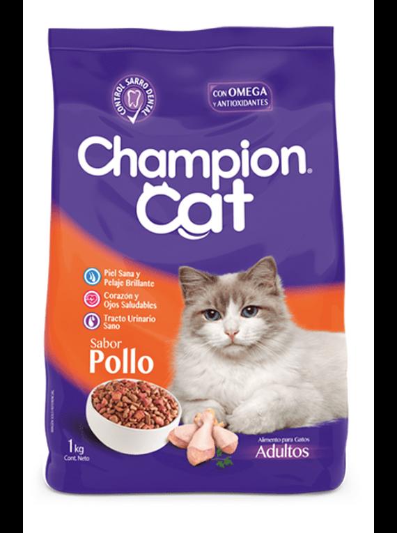 Champion Cat - Adulto - Pollo - 20kg