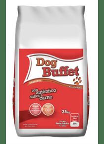 Dog Buffet - Adulto - Carne - 25kg