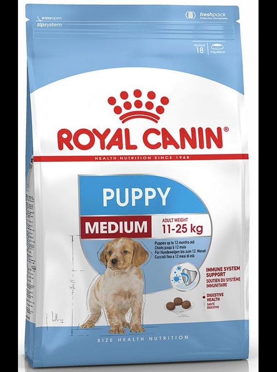 Royal Canin - Medium Puppy