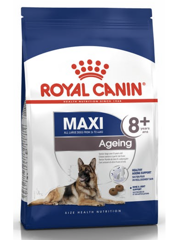 Royal Canin - Maxi Ageing +8