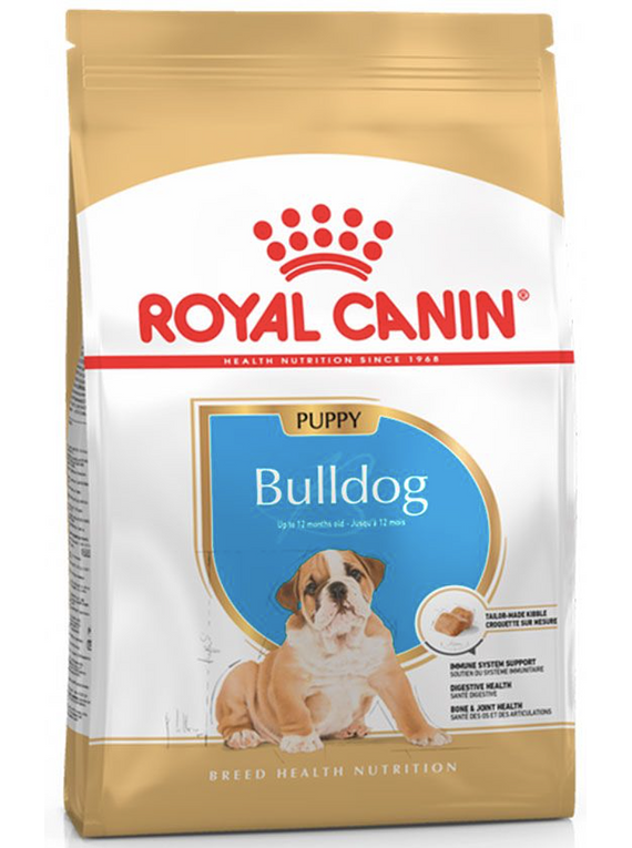 Royal Canin - Bull Dog Inglés - Junior