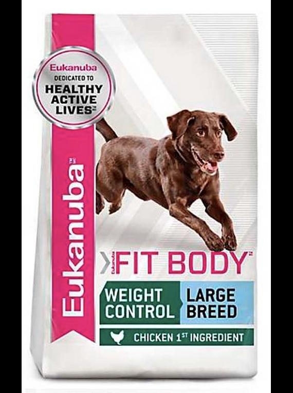 Weight Control Adulto Raza Grande