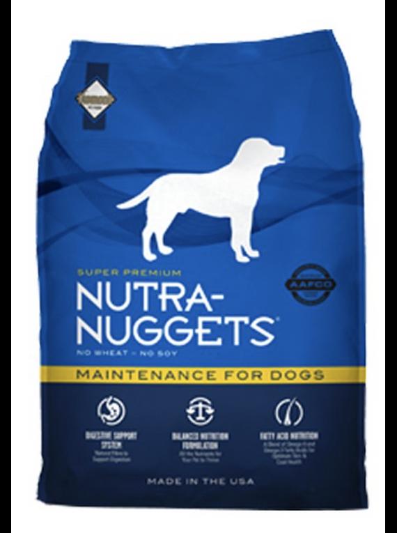 Nutra Nuggets - Mantención