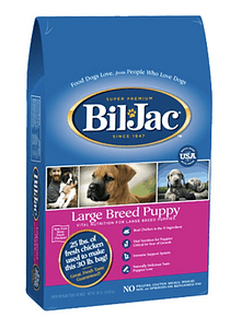Bil Jac - Large Breed Puppy