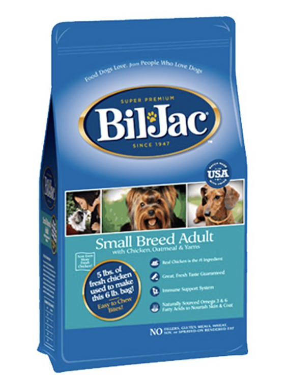 Bil Jac - Small Breed Adult