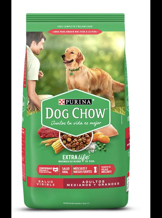 Dog Chow - Adulto - Razas Medianas y Grandes - Carne