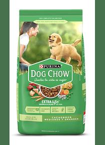 Dog Chow - Perros Cachorros Razas Medianas y Grandes