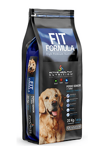 Fit Formula - Senior Adulto 7+ - Razas Medianas y Grandes