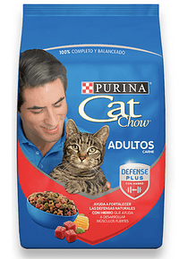 Cat Chow - Adulto - Sabor Carne