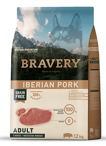 Iberian Pork Adult Large and Medium Breed