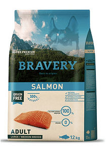 Salmon Adult Large and Medium Breed