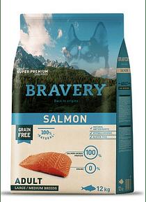 Bravery - Salmon - Adult - Large and Medium Breed