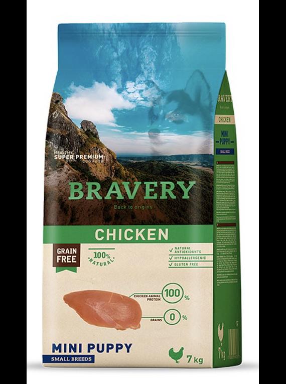 Bravery - Chicken - Cachorro Razas Mini Y Pequeña