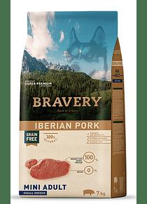 Bravery - Iberian Pork - Mini Adult Small Breed