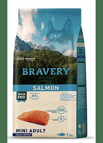 Bravery - Salmon - Mini Adult Small Breed