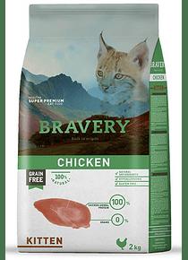 Bravery - Chicken - Kitten
