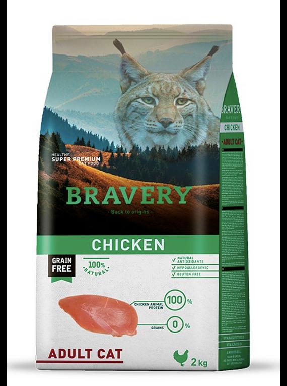Bravery - Chicken - Adult Cat