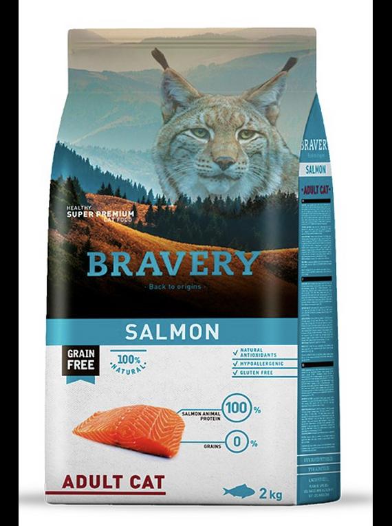 Bravery - Salmon - Adult Cat
