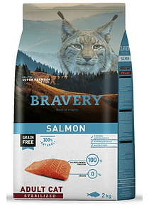 Salmon Adult Sterilized