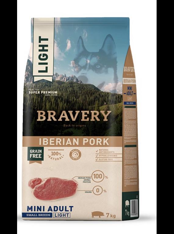 Light Iberian Pork Mini Adult Large and Medium Breed