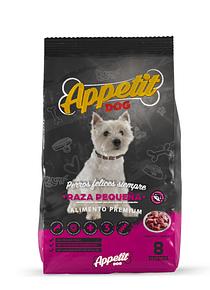 Appetit - Adultos - Razas Pequeñas - 8kg