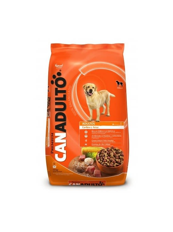 Can Adulto - 18kg