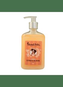 Shampoo Extracto De Avena 250ml - Mondpets