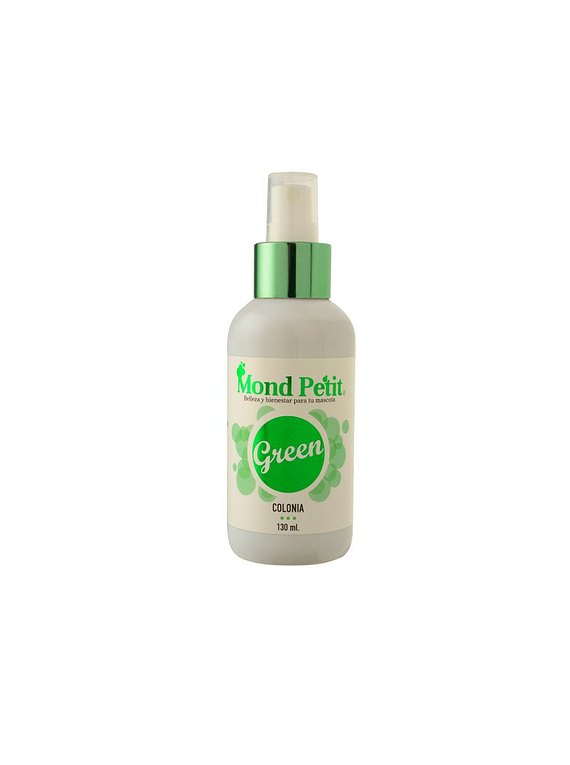 Colonia Green 160ml - Mondpets