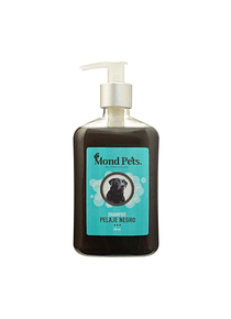 Shampoo Para Perros Pelaje Negro 250ml - Mondpets