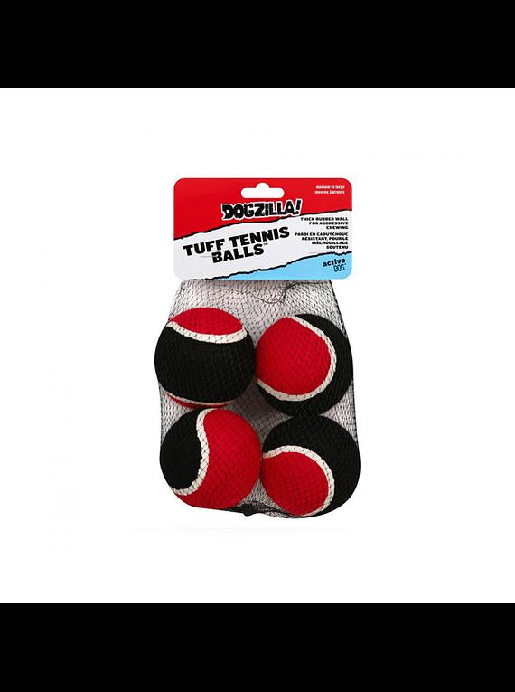 Tuff Tennis Balls - Dogzilla