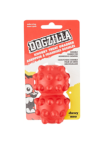 Knobby Treat Grabber - Dogzilla
