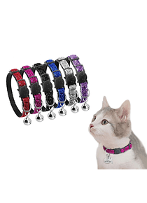 Collar Brillante - Wonder Cat
