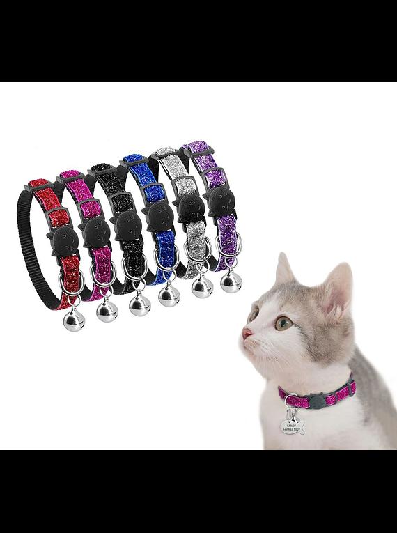 Collar Brillante - Wonder Cat