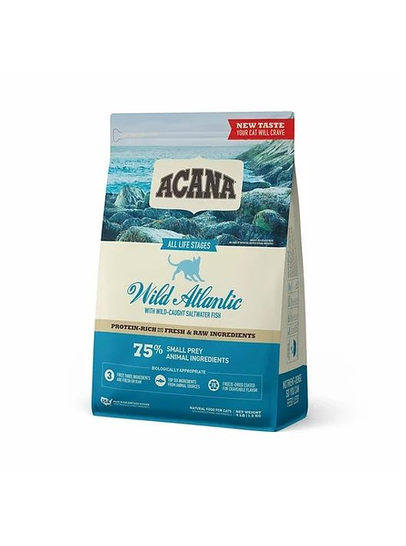 Acana - Wild Atlantic - Gatos - 1.8KG