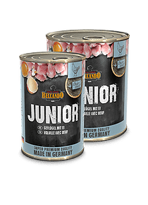 Belcando - Junior Con Ave Y Huevo