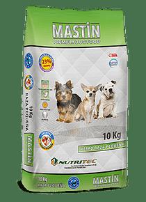 Mastin - Raza Pequeña - 10KG