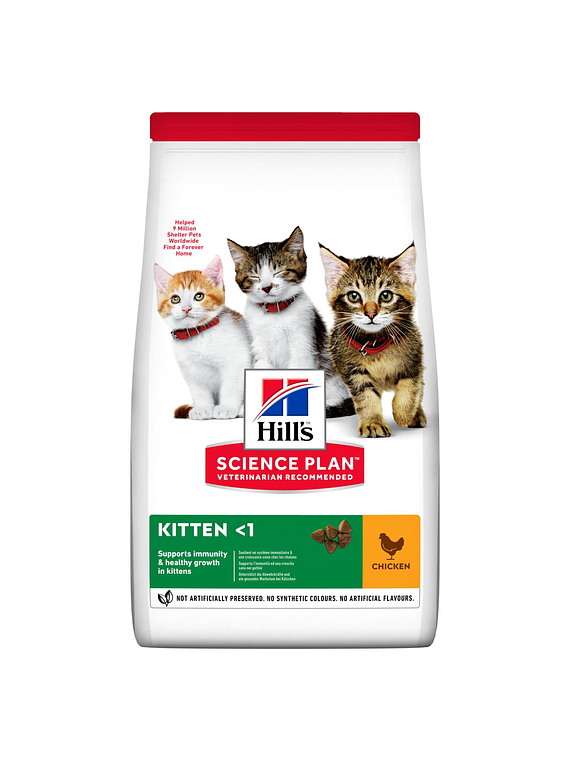 Hill's - Kitten - 1.58Kg