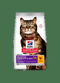 Hill's - Sensitive Stomach & Skin - 1.5Kg