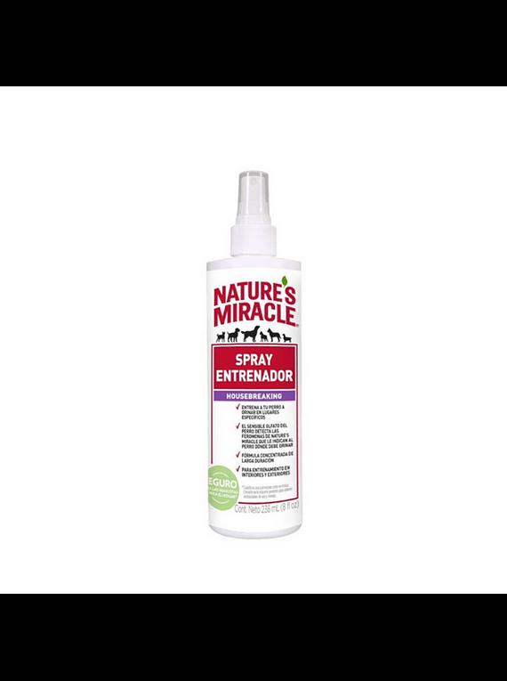 Nature's Miracle - Spray Entrenador - 236ml
