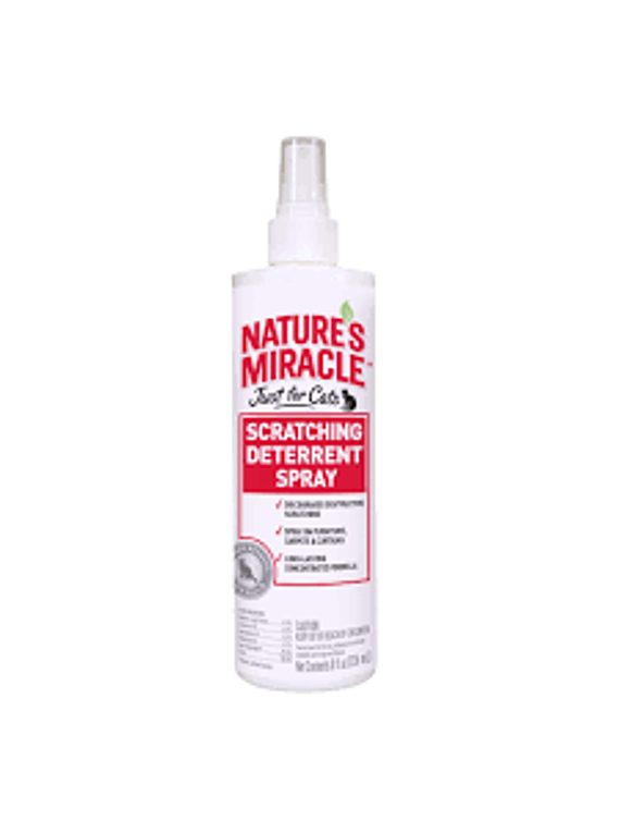 Nature's Miracle - Scratching Deterrent Spray - 236ml