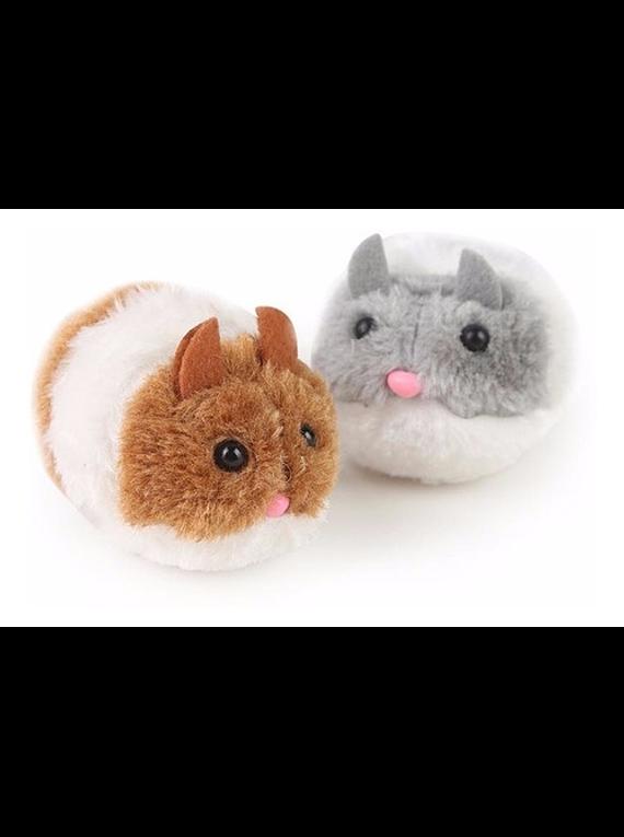 Wonder Cat - Ratón Con Vibración y Catnip