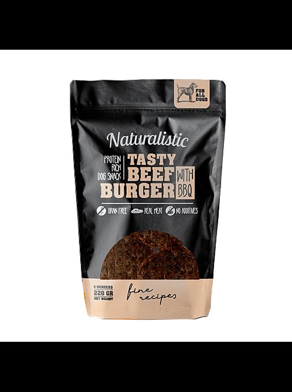 Naturalistic - Beef Burger - 220gr
