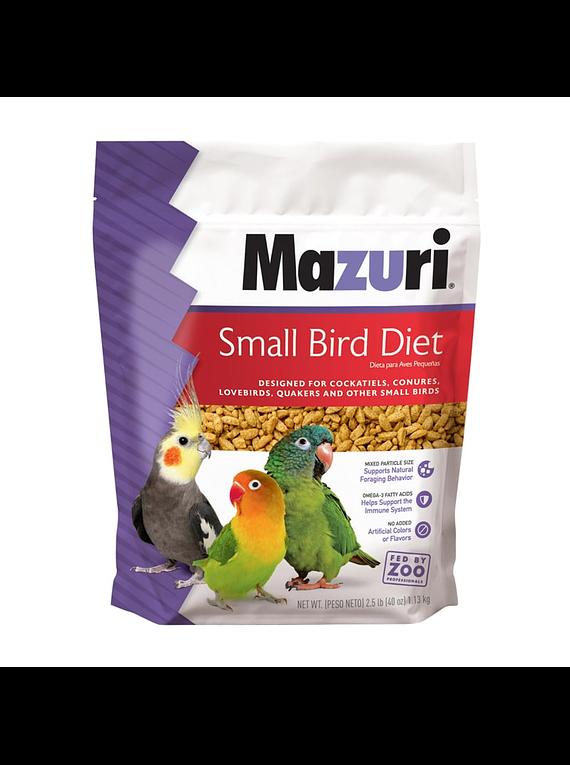 Mazuri - Small Bird Diet - 1.13Kg