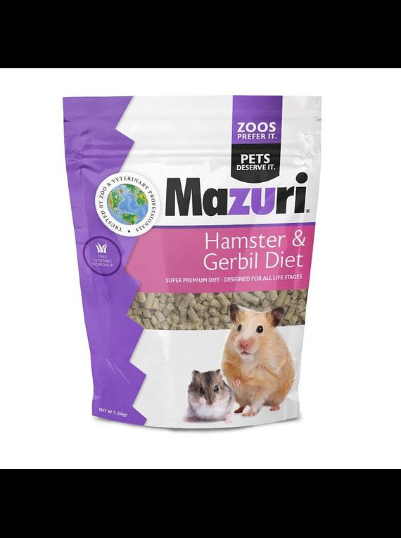 Mazuri - Hamster & Gerbil Dietl - 350Gr